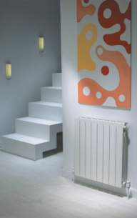 The Radiator Company Towel Warmers and Decorative Rads -  The Radiator Company Vip 890 X 80 White