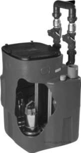 Ebara Pumps -  Sanirelev 22 100 M Sewage Pumping Unit