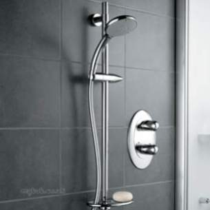Ideal Standard Showers -  Ideal Standard Kurve Tt Therm With M/shadow Kit Cp L6836aa
