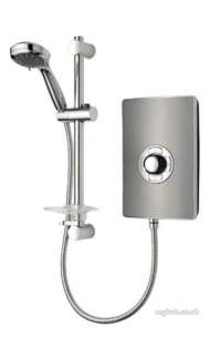 Triton Electric Showers -  Triton Aspirante 9.5kw Gun Metal