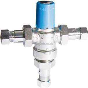 Triton Non Electric Products -  15mm Tmv3 Approved Mixing Valve Ttrimx15