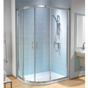 Twyford Outfit Total Install Showers -  Box 2 Of 2 For Outfit-900 Quadrant Of5700c2