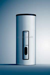 Vaillant Unistor Unvented Stainless Steel Cylinders -  Vaillant Unistor Vih Gb 125 S Unvent Cyl