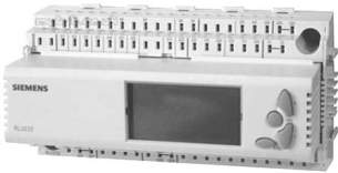 Landis and Staefa Hvac -  Siemens Rlu 236 Controller 7 Inputs 9 Output