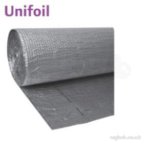 Uponor Underfloor Heating -  Uponor Uni-foil 1.2m X 25m 4.5mm 30m2