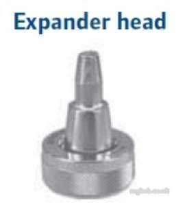 Uponor Pex Plumbing System -  Pex Plumb Sys Expander Head 28mm