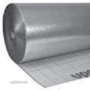 Uponor Underfloor Heating -  Uponor Multi-foil 1m X 1m Min 60m