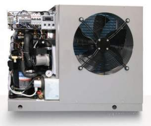 Vokera Air Source Heat Pumps -  Vokera Aria 11kw Air To Water Heat Pump