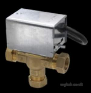 Honeywell Domestic Controls and Programmers -  Honeywell V4073a 1054 Mid Position Valve 0.75 Inch