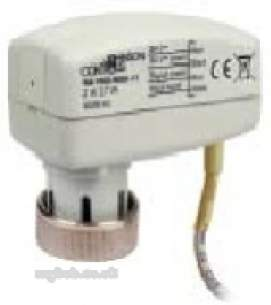 Johnson Controls Ltd -  Jcs Va 7452 9001 24v 0-10vdc Mod Act
