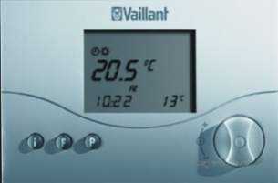 Vaillant Domestic Gas Boilers -  Vaillant Vrc400 Weather Compensator