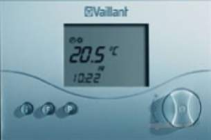 Vaillant Domestic Gas Boilers -  Vaillant Vrt360f Wireless Prog Room Stat Replaced