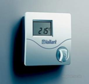 Vaillant Domestic Gas Boilers -  Vaillant Vrt50 Room Thermostat 0020018265