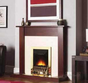 Valor Electric Fires -  Valor Medway N/oak Effect Elec Suite