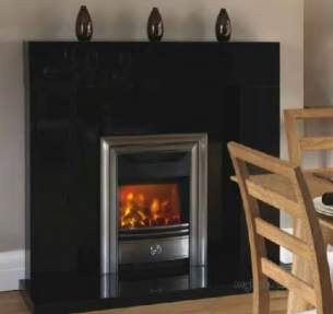 Valor Electric Fires -  Valor Dimension Classica Pewter Elec Fre
