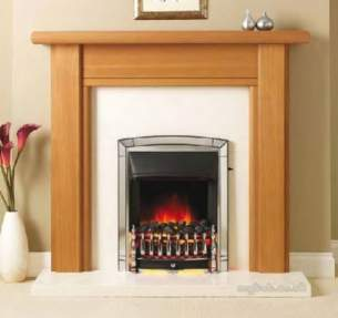 Valor Electric Fires -  Valor Dream Longlite Led Gold Elec