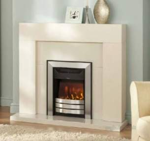 Valor Electric Fires -  Valor Dimension Nano Chrome Elect Fire