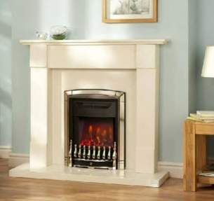 Valor Electric Fires -  Valor Dimension Dream Electric Fire Blac