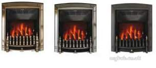 Valor Electric Fires -  Valor Hydroflame Dream Black Obsolete With No Old Stock