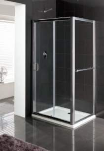 Eastbrook Showers -  38.206 Cotswold Vantage 1200mm Slider