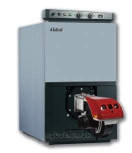 Ideal Industrial Boilers -  Viceroy Gt12 Gas Eogb Hi/low 600-670kw