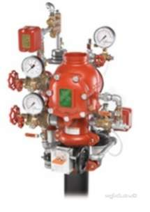 Victaulic Firelock Devices and Trim -  S/764 Nxt Vqr Wet/dry Valve 776-lpa 100