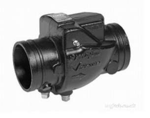 Victaulic Firelock Valves -  Vic-grv 323.9 717 Check Valve 300