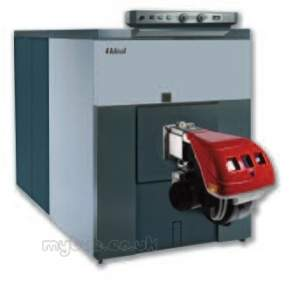 Ideal Industrial Boilers -  Viscount Gte24 Gas Riello Hl 1334-1392kw