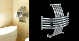 Vogue Uk Towel Warmers -  Contemp 11 T/warmer Cn011a Br100100cphe