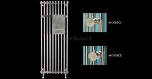 Vogue Uk Towel Warmers -  Hv Vertical Rail Md005 Ms1800270cp
