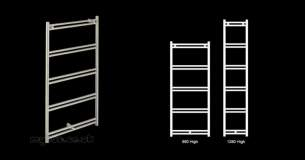 Vogue Uk Towel Warmers -  Modern 28 T/warmer Md028 Ss0990732bshe