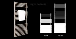 Vogue Uk Towel Warmers -  S/stube On Tube Md034 Ss1200600bshe