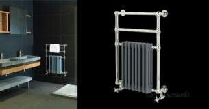 Vogue Uk Towel Warmers -  Originals 9c T/rail Og009c Br082050age