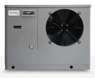 Vokera Air Source Heat Pumps -  Vokera Aria 6.8kw Air To Water Heat Pump