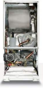Vokera Domestic Gas Boilers -  Vokera Mynute 25 He System Boiler Ng