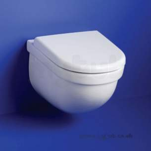 Ideal Standard Washpoint -  Ideal Standard Washpoint R3922 Seat And Cover White
