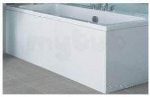 Ideal Standard Acrylic Baths -  Ideal Standard White E0024 Front Panel White