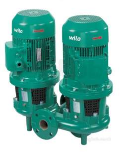 Wilo Ipn dpn Glanded In Line Pumps -  Dl 32/150-2.2/2 Inline Twin Head Pump