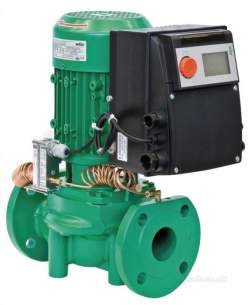 Wilo Ipn dpn Glanded In Line Pumps -  Ip-e50/40-3/2 3ph 40mm Single Head Pump