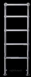 Eastbrook Towel Rails -  54 006 Windrush 1550 X 600 Chrome
