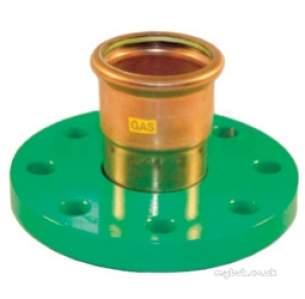 Xpress Copper and Solar Fittings -  Xpress Cu Gas Sg1fmf Composite Flnge 108