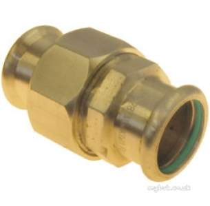 Xpress Copper and Solar Fittings -  Solar Sr11 28mm Union Coupling 38182r