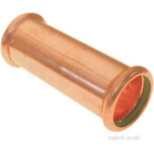 Xpress Copper and Solar Fittings -  Solar Sr1slip 54mm Press Slip Coupling