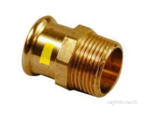 Xpress Copper and Solar Fittings -  Xpress Cu Gas Sg3 Mi Str Conn 76x3