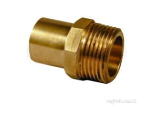 Xpress Copper and Solar Fittings -  Xpress Cu S8 Male Adaptor 15x1/2