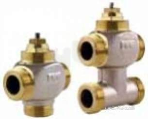 Johnson Terminal Unit Valves -  Johnson V5000 Series Terminal Unit Valve V5510cc