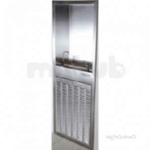Zip Boiling Water Products -  Zip Wall Fountain Recessed Chiller Ch104