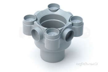 110mm collar boss 4 bosses scb41 g marley for 90mm soil pipe fittings