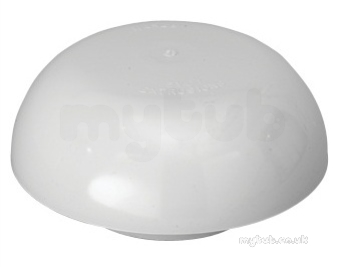 110mm Roof Cowl Vent Terminal Svc1 B Marley