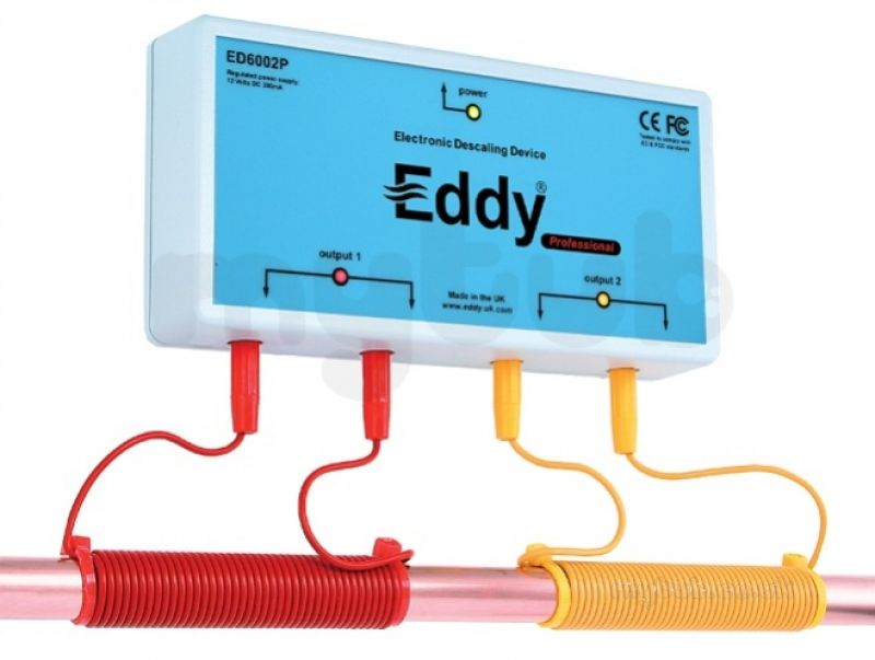 Eddy Electronic Water Descaler Conditioner Eddy
